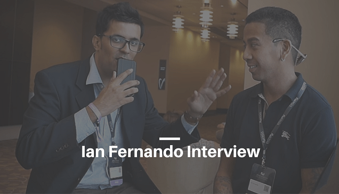 Ian Fernando Interview (2)