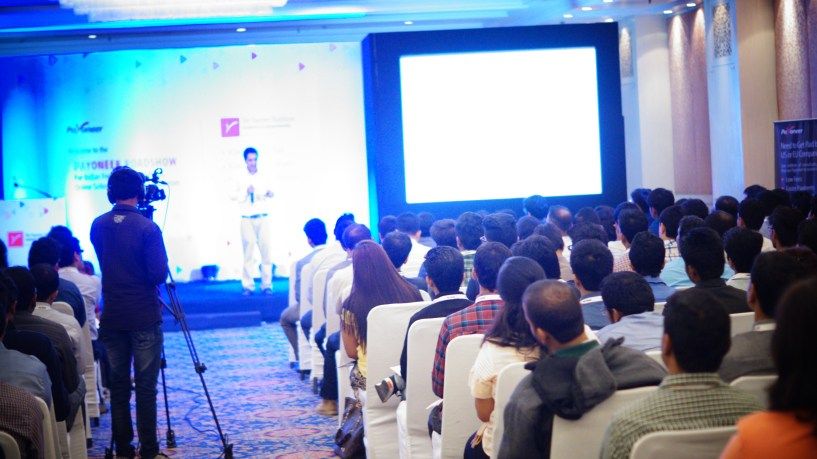 Payoneer roadshow Pune 2015 India (2)