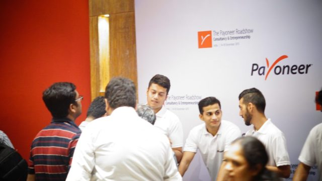 payoneer Bangalore show India (7)