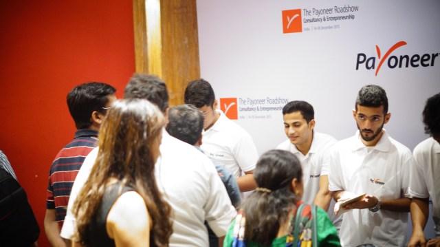 payoneer Bangalore show India (9)