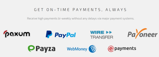 Adsterra payment