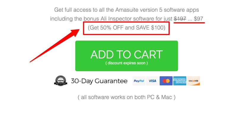 AmaSuite 5 Discount Coupon- Get Upto 50% OFF