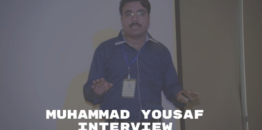 Muhammad Yousaf Interview