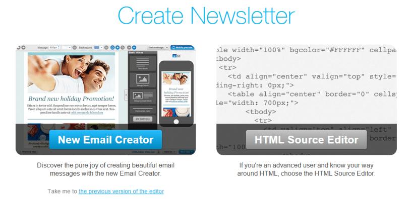 getresponse create email Lander vs Instapage vs GetResponse