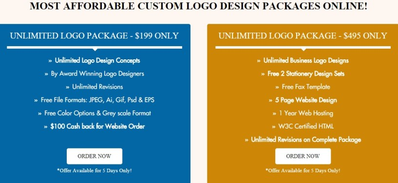 logo design package temok