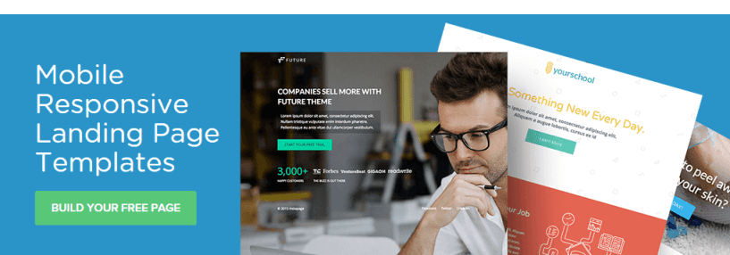 Instapage Landing Page Templates for Successful Campaigns