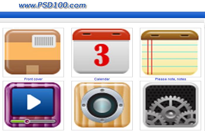 PSD 100