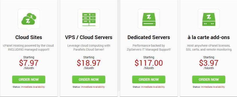 zip-servers