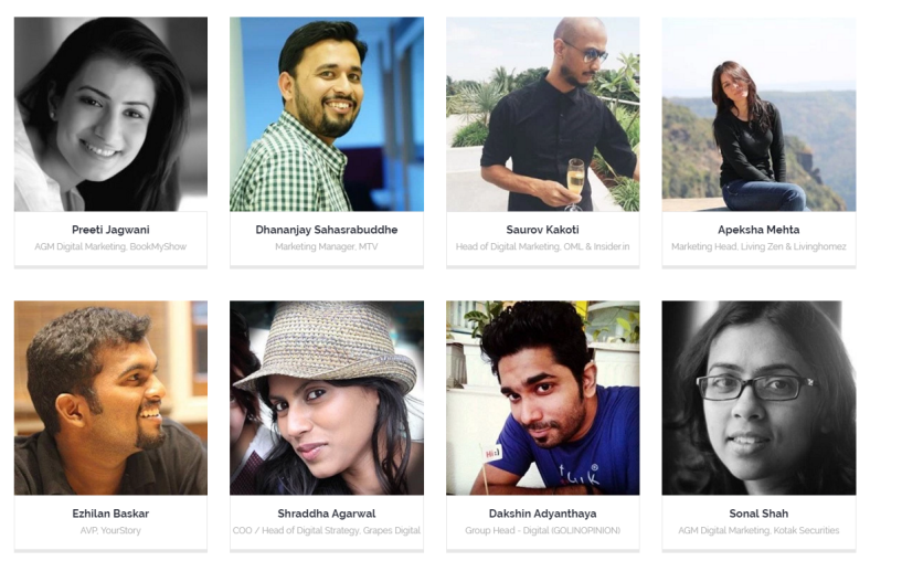 24ADP Digital Marketing Conference Pune 2016 Speakers