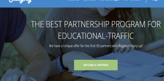 Studybay Affiliate program Best Partnership Program For Educational Traffic
