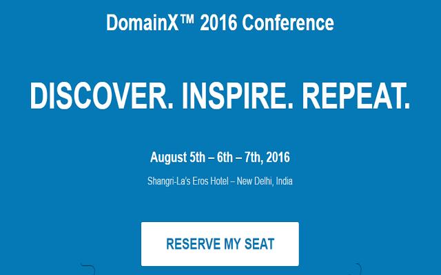 Domainx 2016 pricing