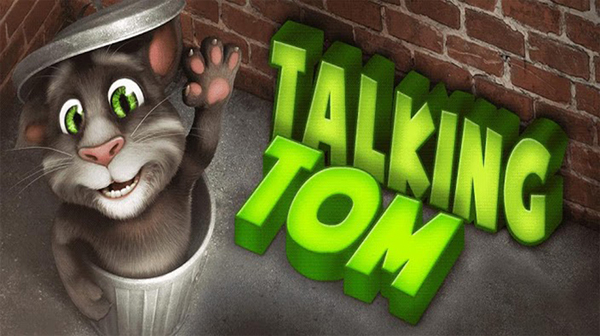 talking-tom - Funny Android Apps