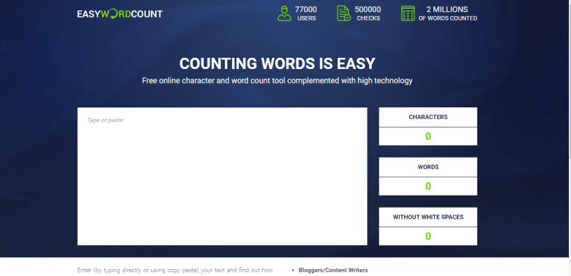easy-word-count