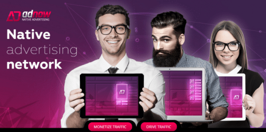 AdNow native advertising network