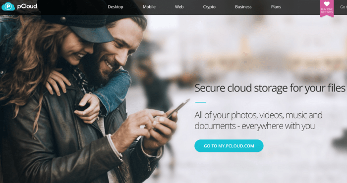 pCloud File Security Made Simple Review