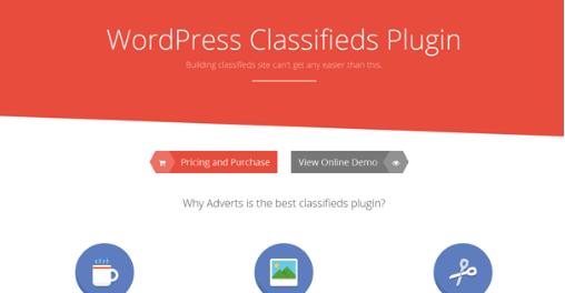 WPAdvert - Wordpress Classified Plugin