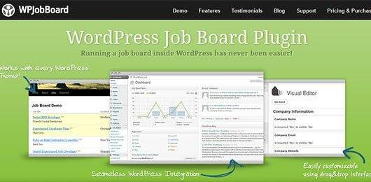 WPJobBoard PLugin review