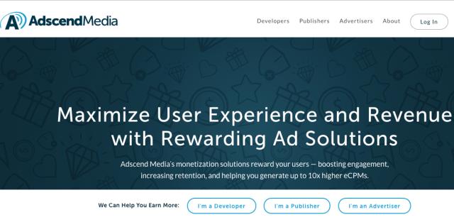 adcendmedia - CPAGrip - Adludum - Content Locker Ad Network