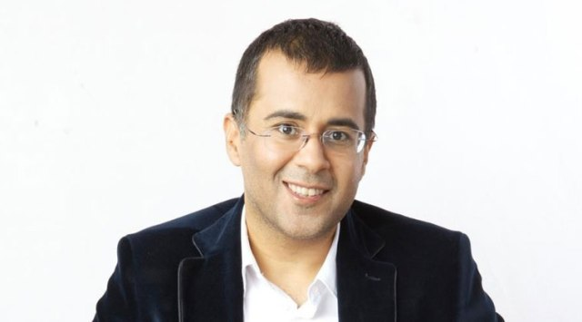 Chetan Bhagat speaker in India