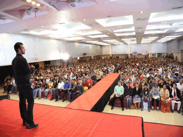 the top best 11 motivational speakers INDIA