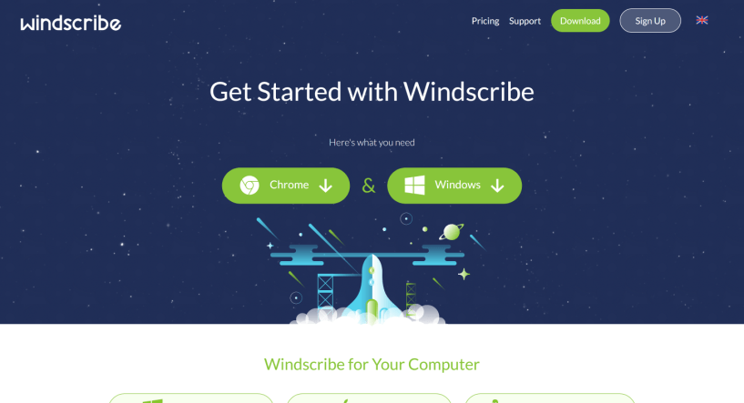 Windscribe VPN Review 2018: Free 50 GB For Life Time