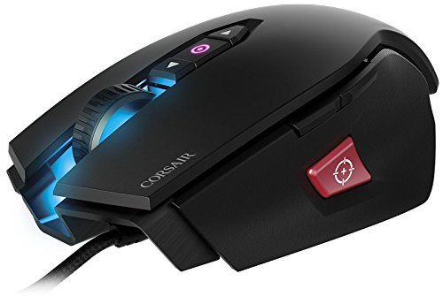 Corsair M65 Pro RGB – Best for FPS Games (12000 Max DPI)