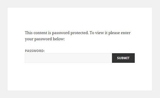 WordPress Password Protect Plugins (2)