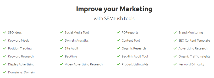 Updated] SEMRush Promo Coupon Code 2019 : (100% Working FREE)