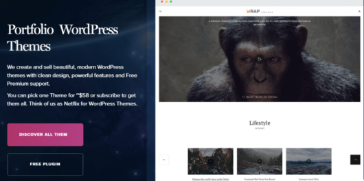 Premium WordPress Themes Club -TeslaThemes coupon