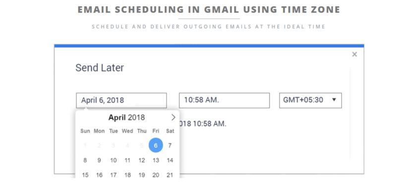 Saleshandy Vs Mailchimp VS Getresponse - Features