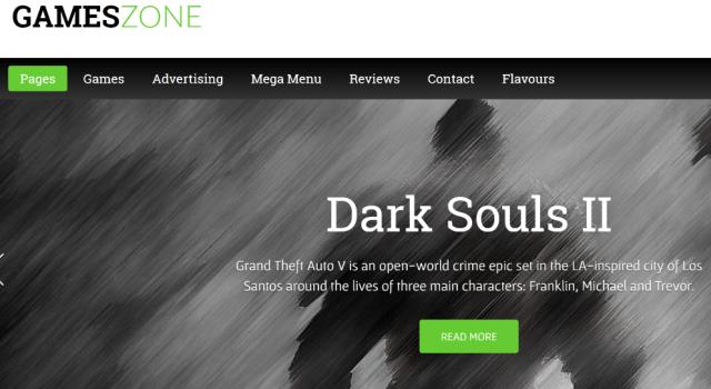 gameszone themes