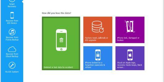 iMyfone Data recovery 4
