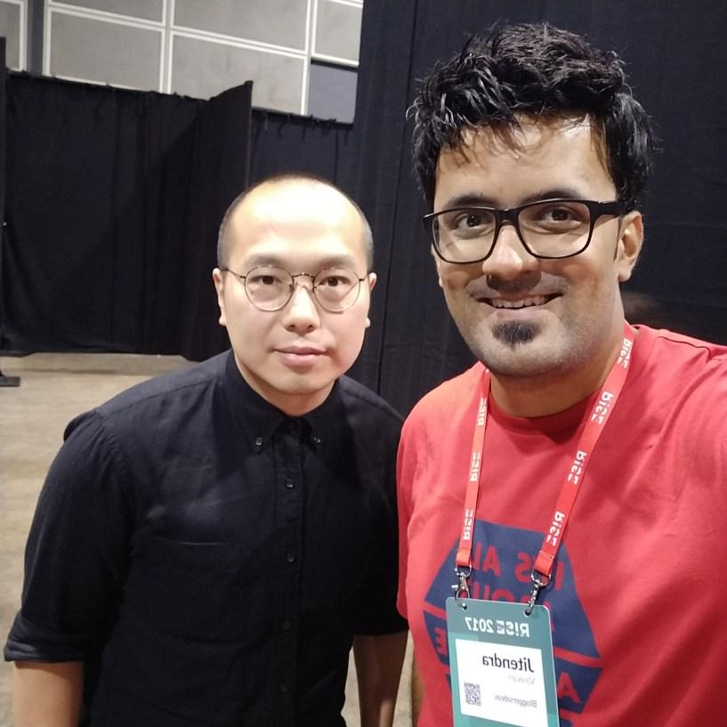 Ray Chan 9GagTV Founder
