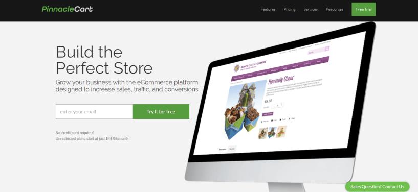 PinnacleCart- Shopping Cart Solution