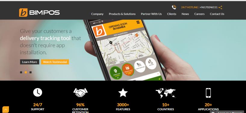 Top Restaurant POS Software - BIMPOS
