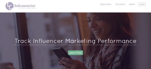 linkconnector review for affiliate markeing tracking software