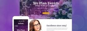 InTime - Events Management Company WordPress Theme