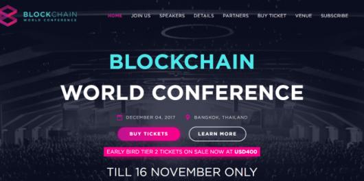 Blockchain World Conference