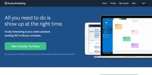 Online Appointment Scheduling Software - Acuity Scheduling Review
