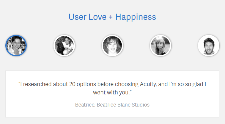 User Review- Acuity Scheduling Review