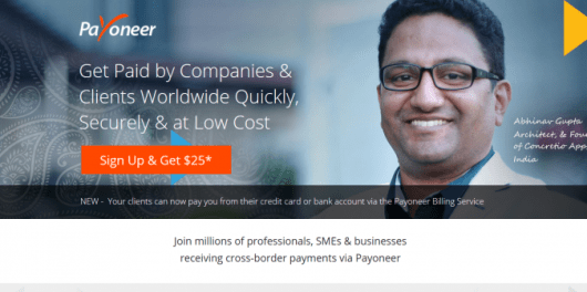 Payoneer - Refer A Friend And Earn Money