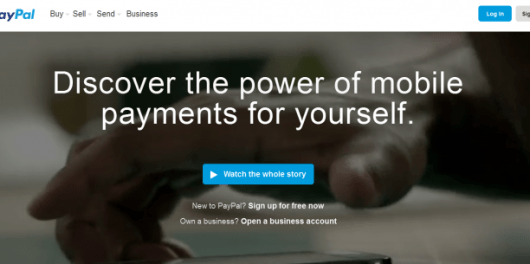 Paypal - Earn from referral