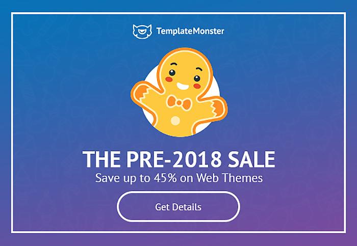 TemplateMonster Sale