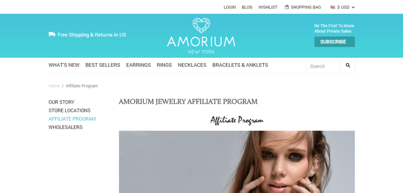 Latest 2018  List of Top 10 Best Jewelry Affiliate Programs  74bfdb56fc