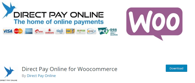 Direct Payment Gateway for WooCommerce