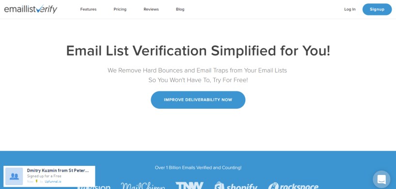 Email List Verification