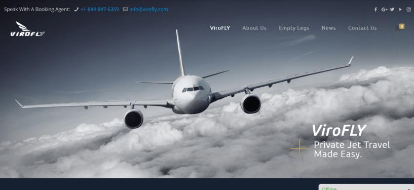 ViroFLY Jet Affiliate PRogram