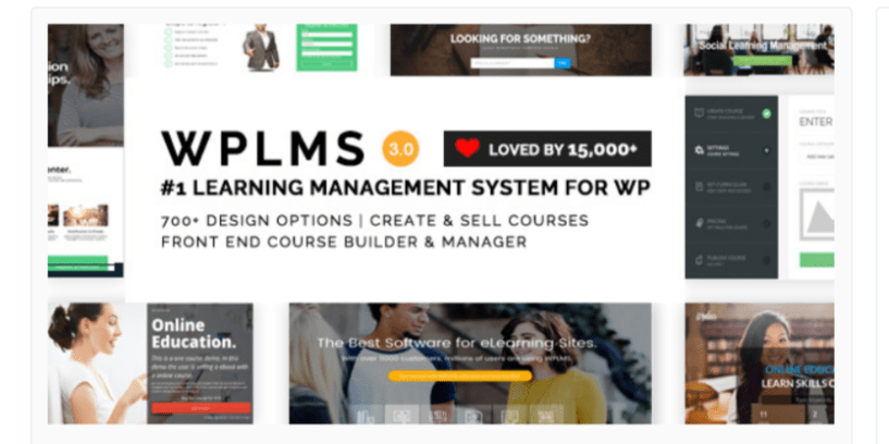 WPLMS Themes- Build An Online Course Using WordPress