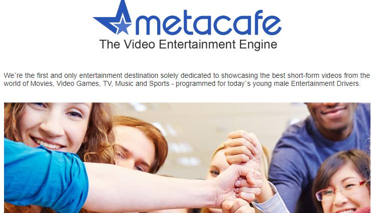 MetaCafe.com - Website to Earn Money