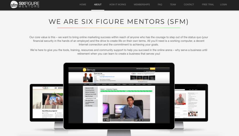 Affiliate Programs Six-Figure-Mentors